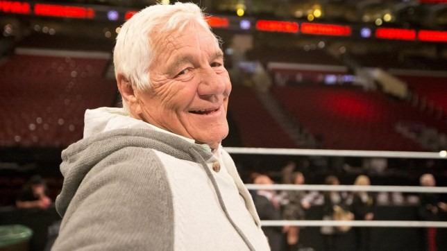 WWE legend Pat Patterson