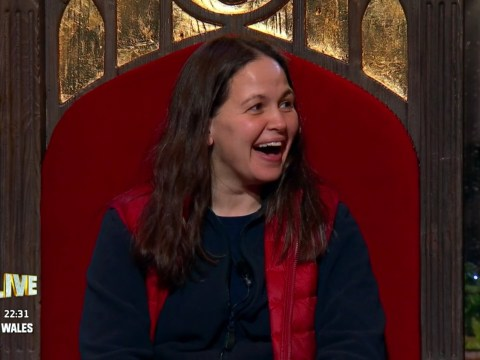 I'm A Celebrity 2020: Fans thrilled as Giovanna Fletcher wins in emotional final