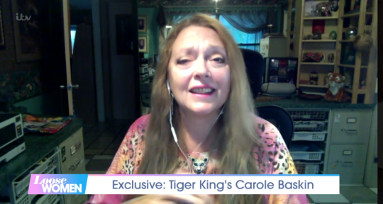 Tiger King star Carole Baskin on Loose Women