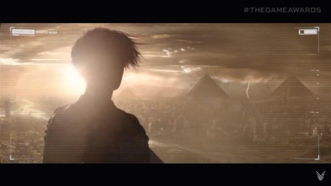 Perfect Dark reveal trailer
