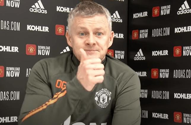 Ole Gunnar Solskjaer explains Manchester United's January transfer window plans