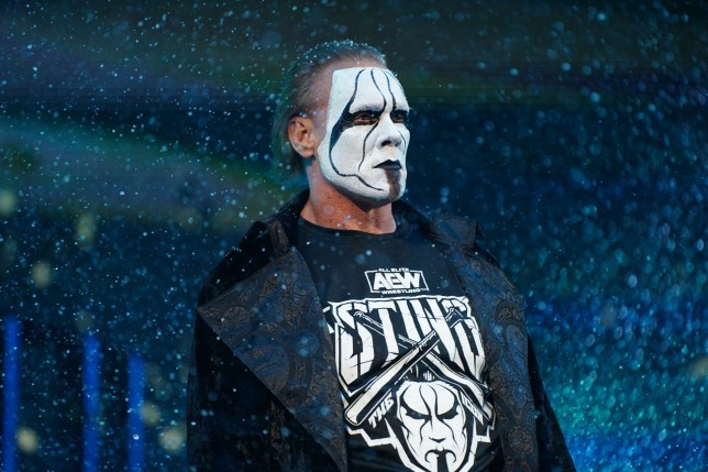 WCW and WWE legend Sting makes AEW Dynamite debut
