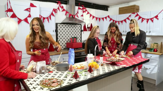 The Only Way Is Essexmas (Picture: ITV)