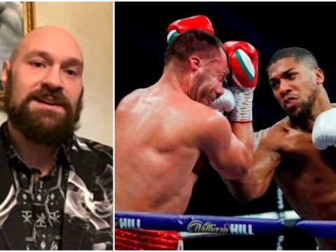 Tyson Fury 'impressed' with Anthony Joshua's win over Kubrat Pulev