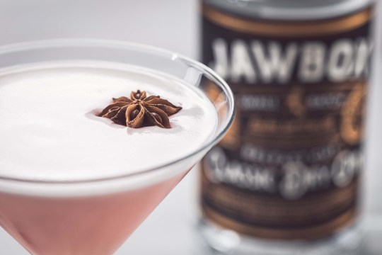 the wee lady cocktail