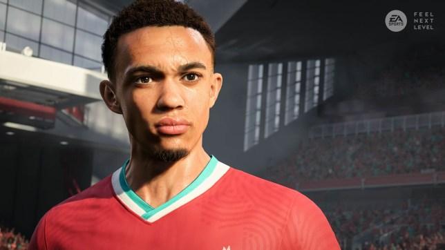 FIFA 21 next gen screenshot