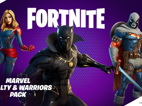 How to get the Fortnite Black Panther skin and Wakanda Forever emote