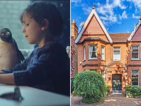Inside the six-bedroom house featured in John Lewis ad and now on sale for £2.7 million