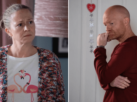 EastEnders Christmas spoilers: Max Branning and Linda Carter flee together in double exit?