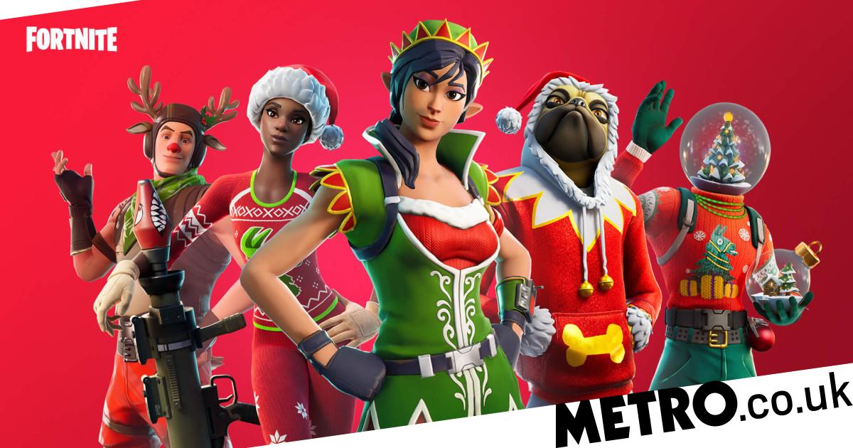 Fortnite New Year's Eve 2021 event leaked | Metro News