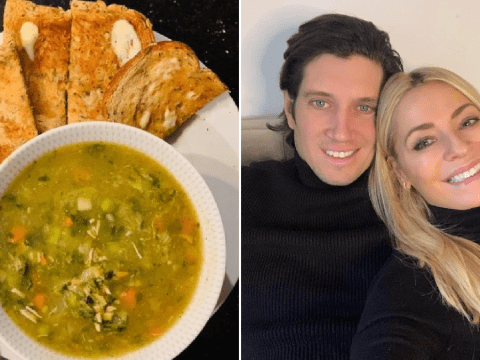 I'm A Celebrity 2020: Tess Daly 'feeding up' husband Vernon Kay after two stone weight loss
