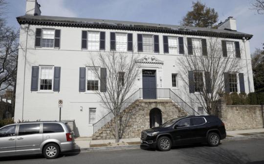 Ivanka Trump house