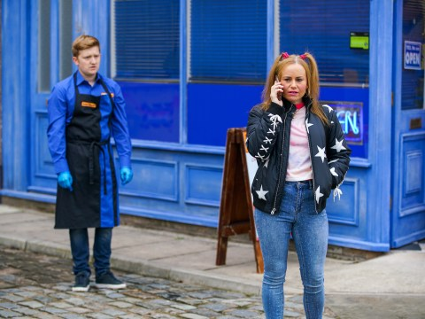 Spoilers: Gemma and Chesney left in poverty by Sean in Corrie?