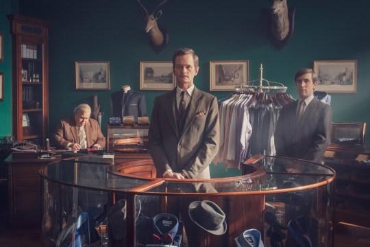 Neil Patrick Harris in It's A Sin on Channel 4