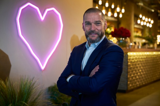 First Dates Manchester Fred