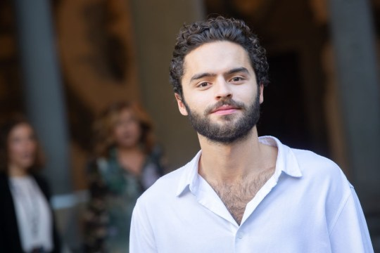 'The Medici the Magnificent' Press Conference In Florence