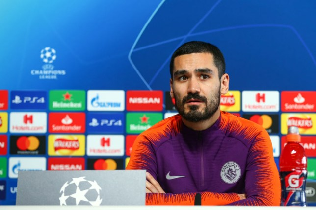 Ilkay Gundogan says it is 'normal' for new Premier League signings to struggle