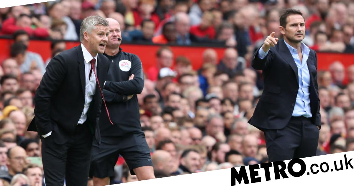 Ole Gunnar Solskjaer questions Chelsea's decision to sack Frank Lampard - metro