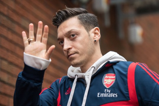 Mesut Ozil could join Sokratis at Fenerbahce