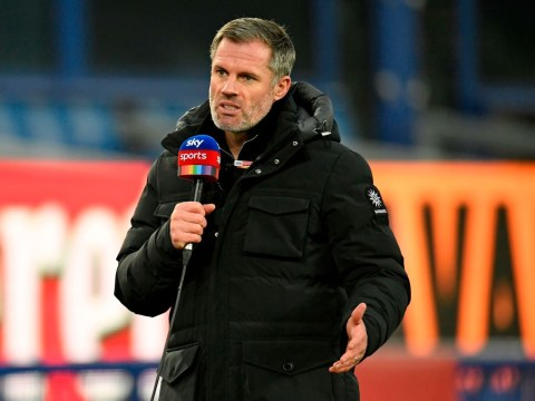 Jamie Carragher predicts how many points Man Utd need to win the Premier League