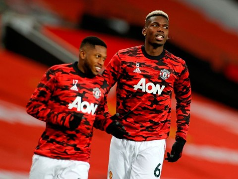 Fred speaks out on Paul Pogba's future and being called a 'flop' at Manchester United