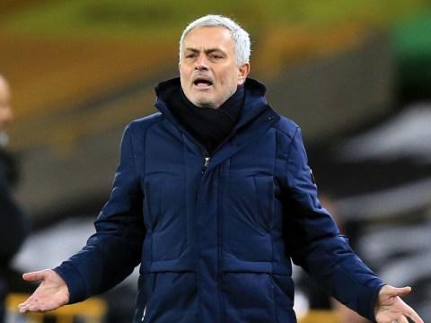 Jose Mourninho slams 'unprofessional' cancellation of Tottenham's match against Fulham