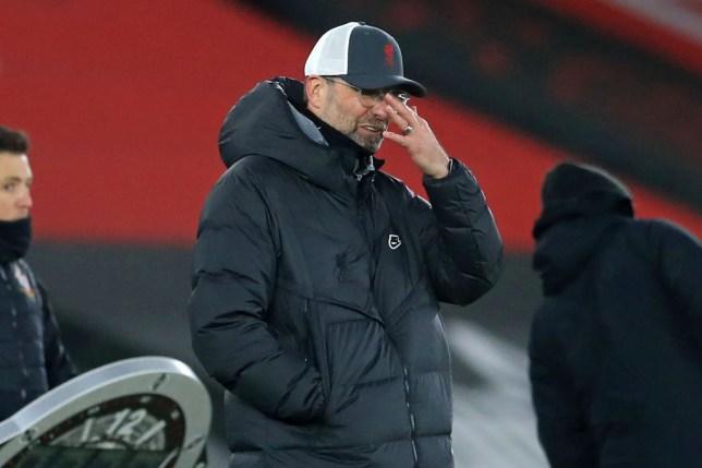 Jurgen Klopp takes swipe at Man Utd penalty record after Liverpool loss |  Metro News