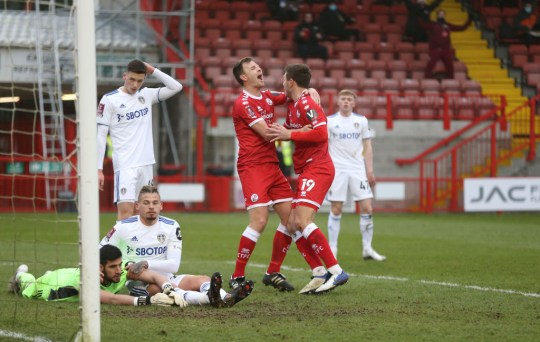 Crawley Town v Leeds United - FA Cup Third Round