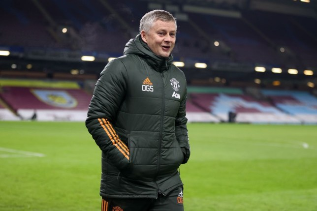 Ole Gunnar Solksjaer has led Manchester United to the top of the Premier League table