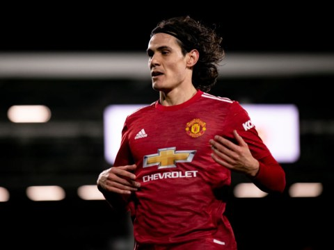 Rene Meulensteen hails Edinson Cavani after initial 'hesitance' over Manchester United striker