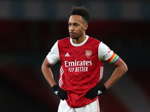 Pierre-Emerick Aubameyang ruled out of Arsenal's clash against Southampton for 'family reasons'.