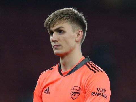 Arsenal target Barcelona goalkeeper Neto as Alex Runarsson replacement
