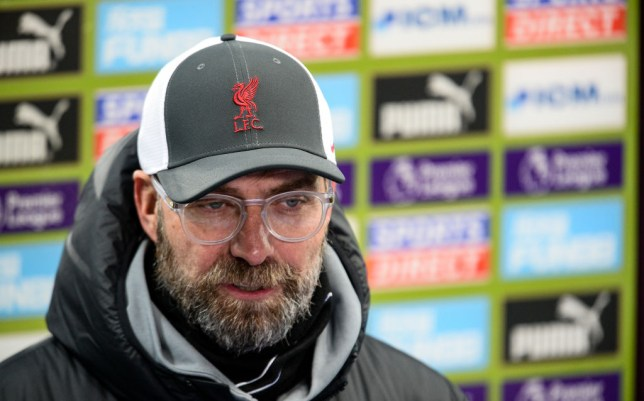 Jurgen Klopp has been forced to contend with a mounting injury crisis this season
