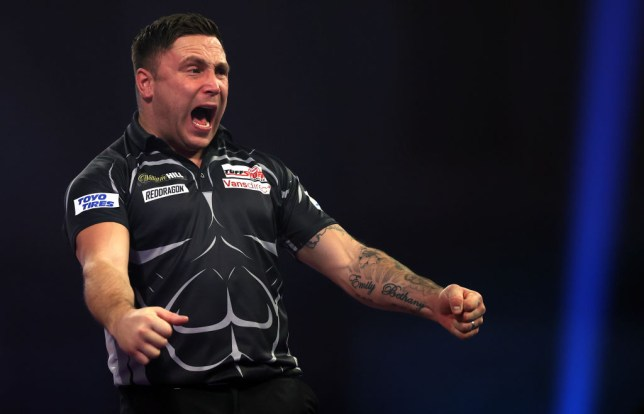2020/21 PDC William Hill World Darts Championship - Day Fourteen