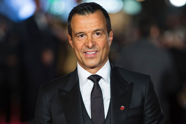 Portuguese football agent Jorge Mendes, who represents Nuno Espirito Santo, held talks with Arsenal over replacing Mikel Arteta.