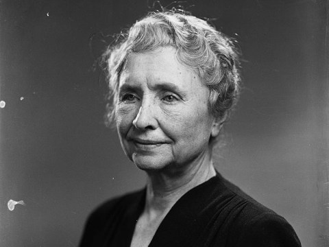 Calling Helen Keller a fraud for her 'unbelievable' accomplishments is ableist