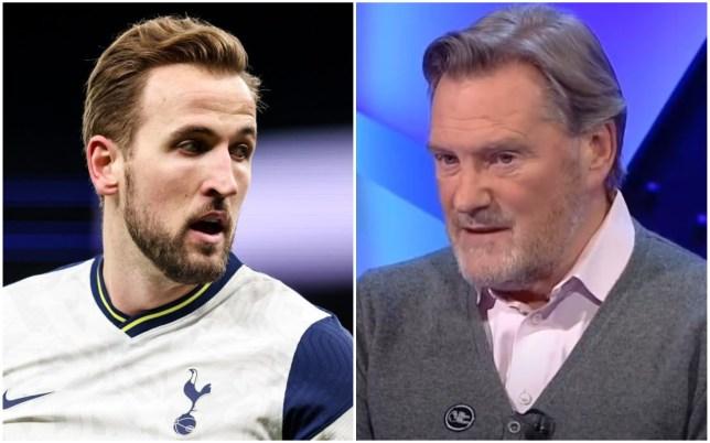 Glenn Hoddle says Harry Kane is dropping too deep for Tottenham