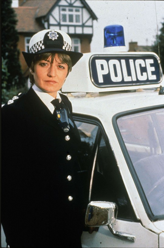 Juliet Bravo. Eighties police drama. (C) UK TV Used in W/E Issue 4th March 2000