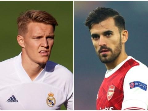 Dani Ceballos speaks out on Martin Odegaard after Arsenal transfer link
