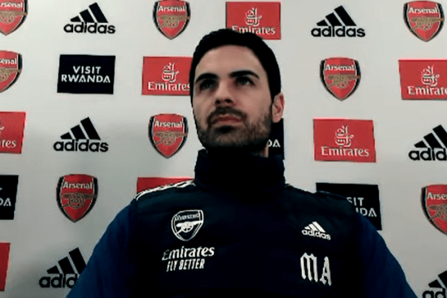 Mikel Arteta confirms plans to sign new Arsenal goalkeeper amid Runarsson exit rumours