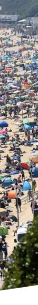 2020 the second warmest year on record and rounds off Earth's hottest decade