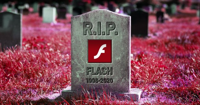 Adobe Flash is no more (Getty Images)
