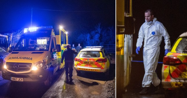 Five teenagers arrested over stabbing of 13-year-old boy in Reading.