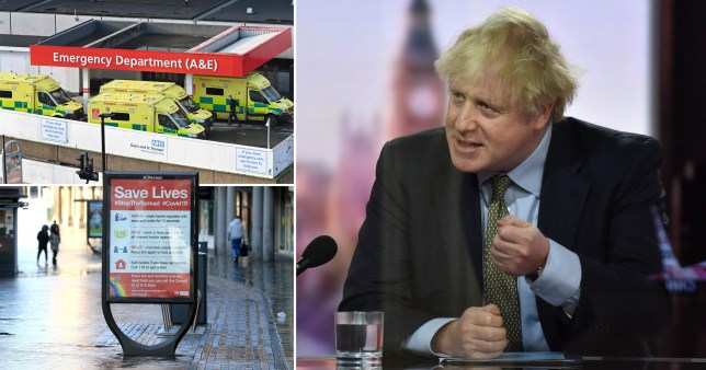 Boris Johnson is reportedly set to decide on further Covid-19 restrictions today.