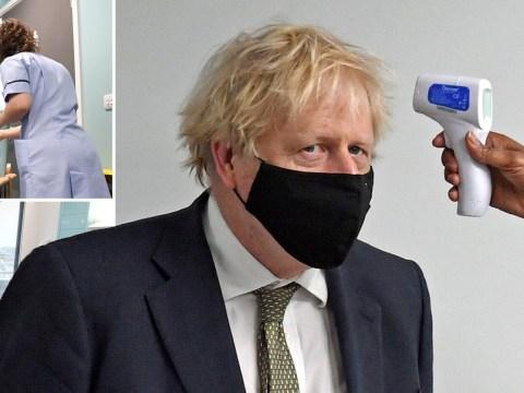 Boris confirms tougher new measures will be announced soon