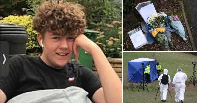 Oliver Stephens has been named as the 13-year-old victim who was stabbed to death in Reading yesterday.