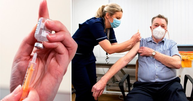 Covid vaccine will likely be given to high 4 precedence teams by mid-February, PM claims