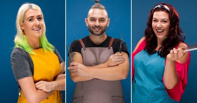 Pooch Perfect UK contestants