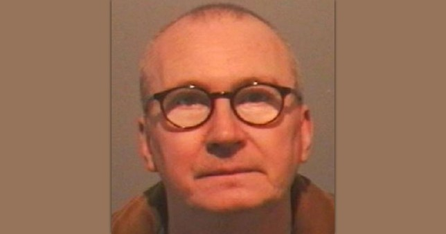 Alastair Quinn's mugshot. The Nursing and Midwifery Council have struck Alastair Quinn off the register after he refused to accept his conviction for abusing dementia patients.