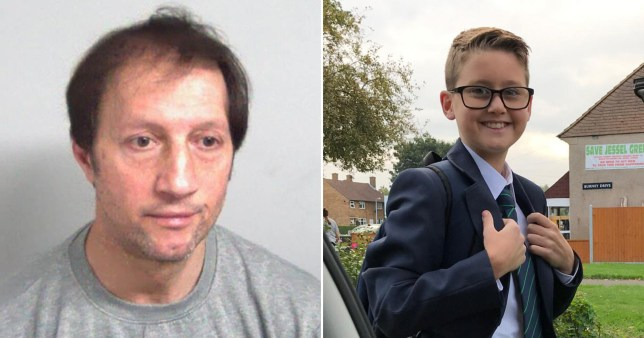 Terence Glover, 52, has been detained indefinitely under the Mental Health Act at Snaresbrook Crown Court for the hit-and-run killing of schoolboy Harley Watson, 12, in December 2019.